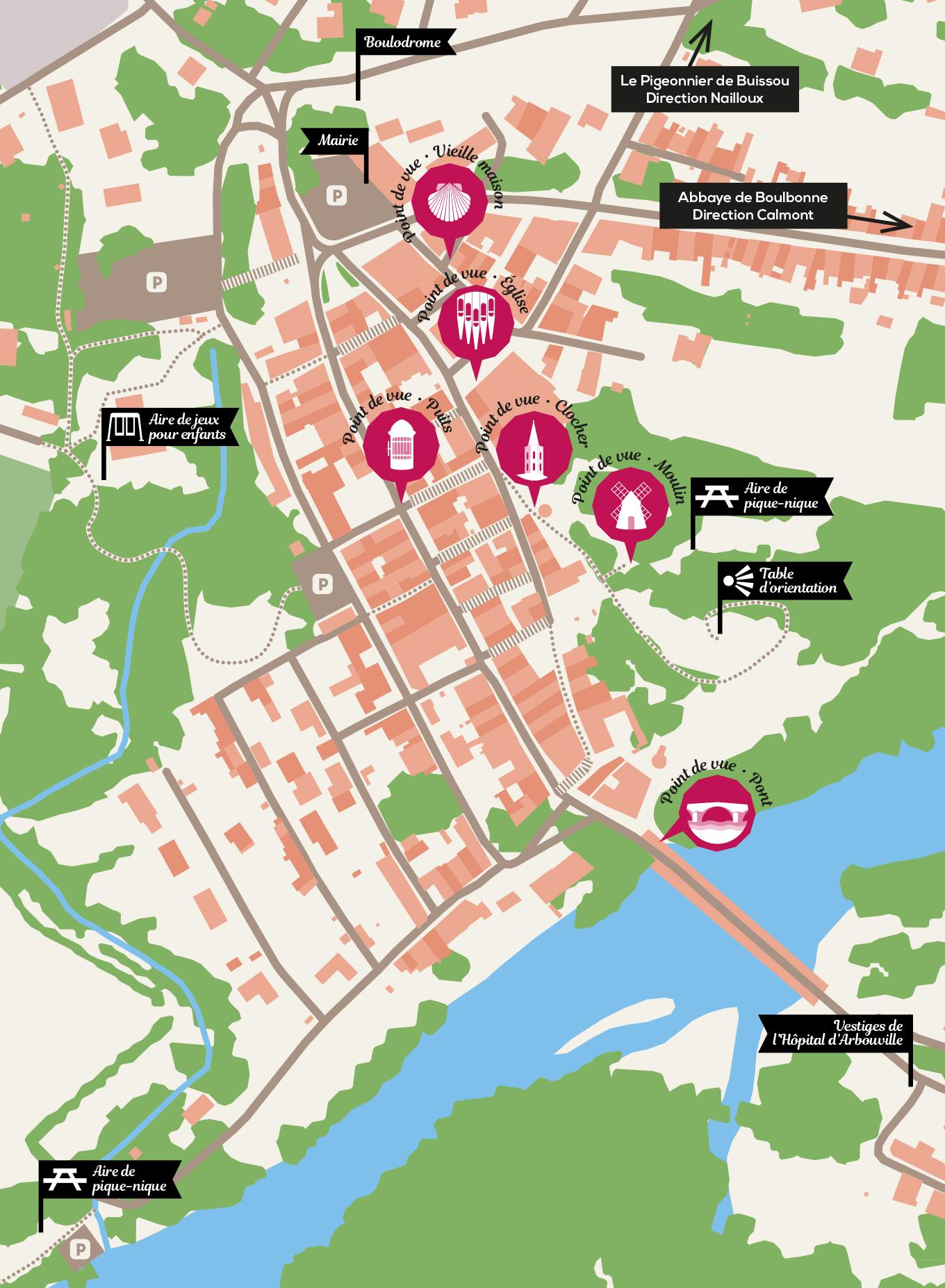 Plan_Cintegabelle_tourisme